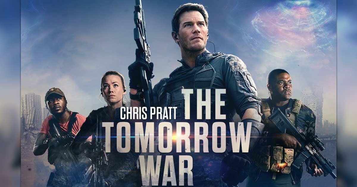 The Tomorrow War Movie Review: Chris Pratt Strips Off Avengers' Star-Lord  But The World Still