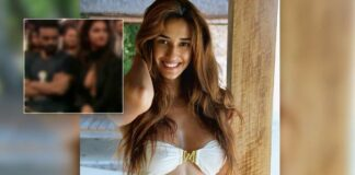 Throwback To When Disha Patani Had A Man Staring Down Her Cleavage