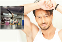 Tiger Shroff inspires fans with Monday fitness video