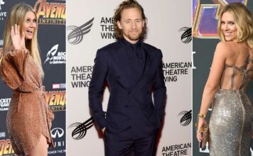 Tom Hiddleston Reveals His Favourite Butt' In Avengers & It Is Not Someone You Can Guess