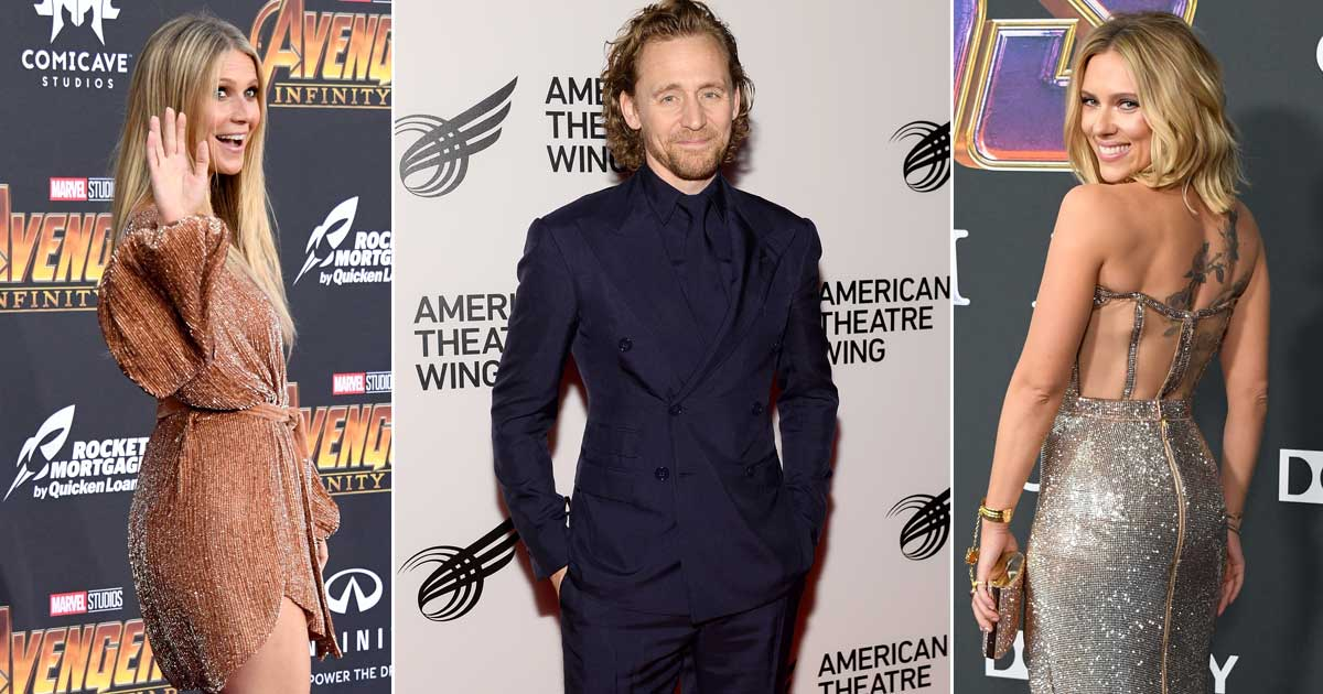 Tom Hiddleston's 'Favourite Butt' In Avengers Is Not Of Scarlett Johansson, Gwyneth Paltrow But This 'Sexy-A*s' Avenger!