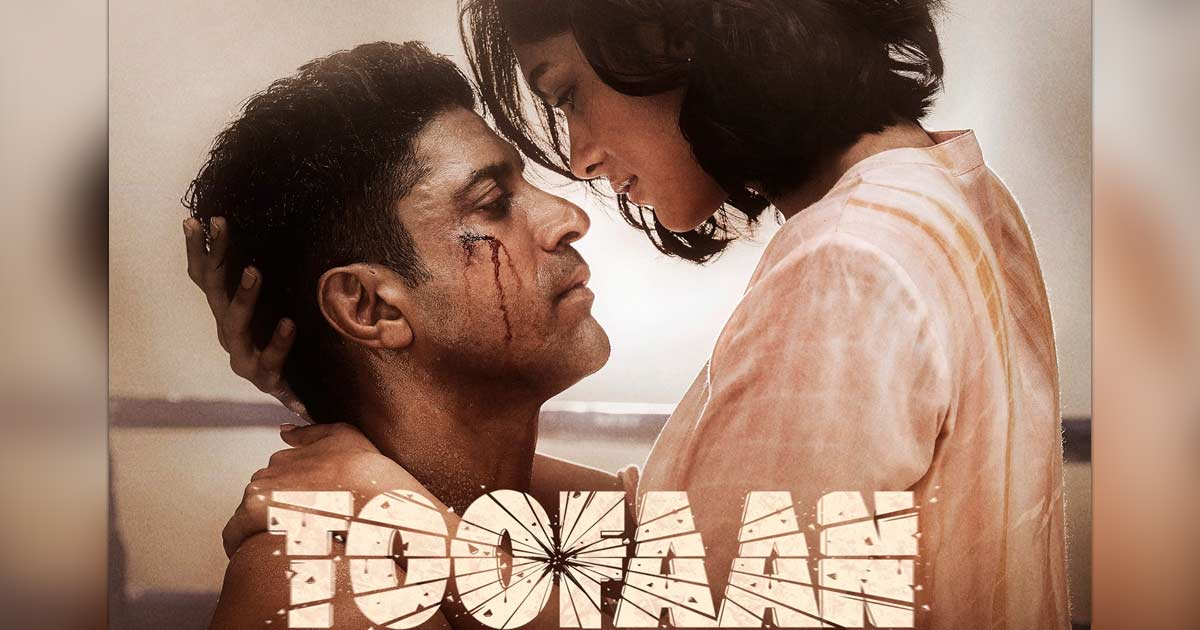 'Toofaan' leads the race as Amazon Prime's most watched Hindi film in 2021