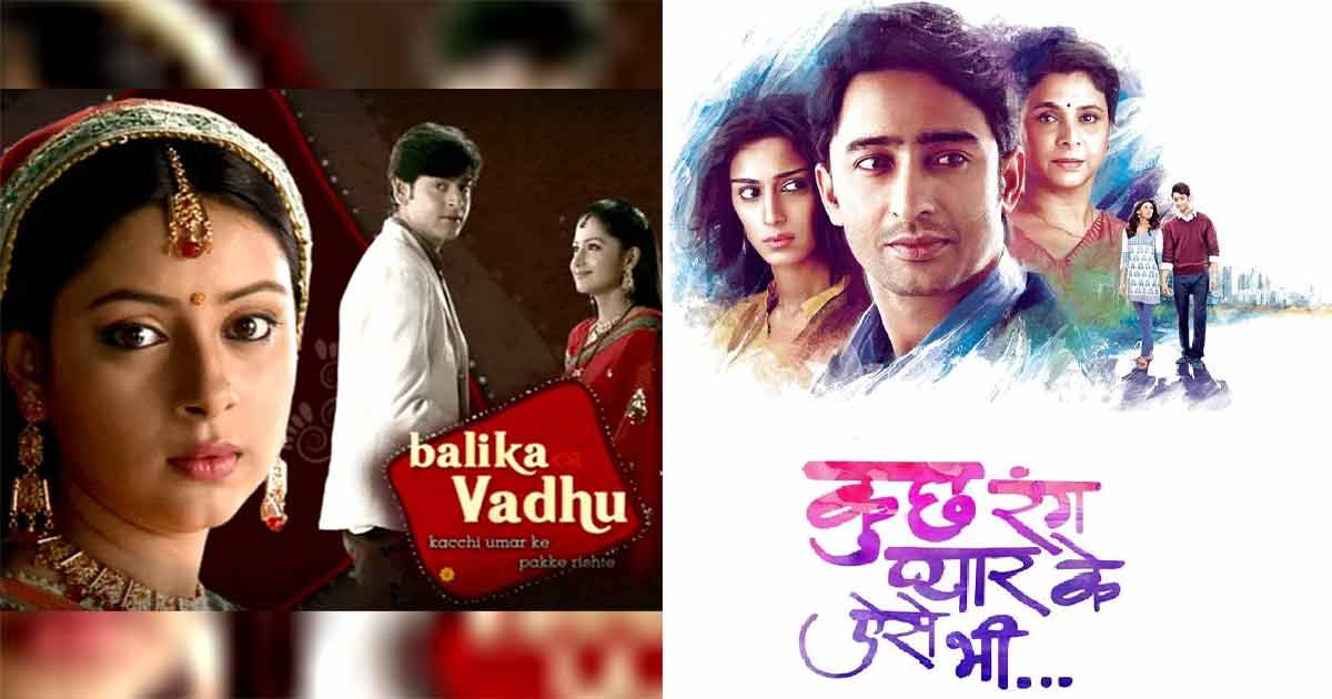 Balika Vadhu To Kuch Rang Ke Pyaar Ke Aise Bhi – TV Shows Which Returned With 2 Or More Seasons
