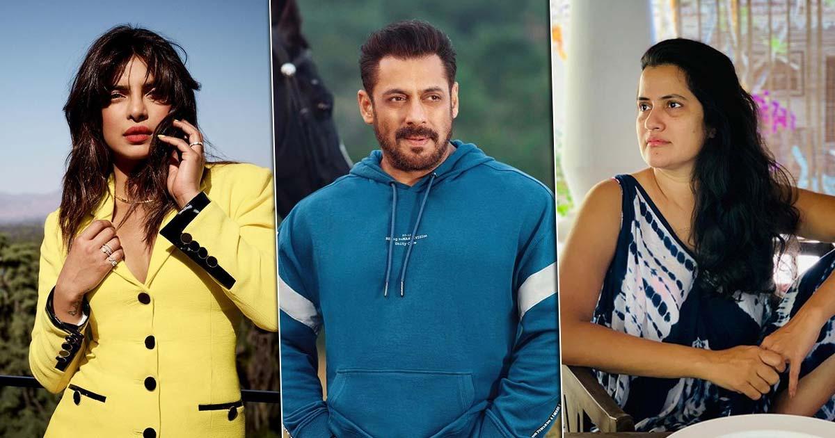 Twitter User Questions Sona Mohapatra's Silence On Salman Khan Helping Priyanka Chopra Jonas