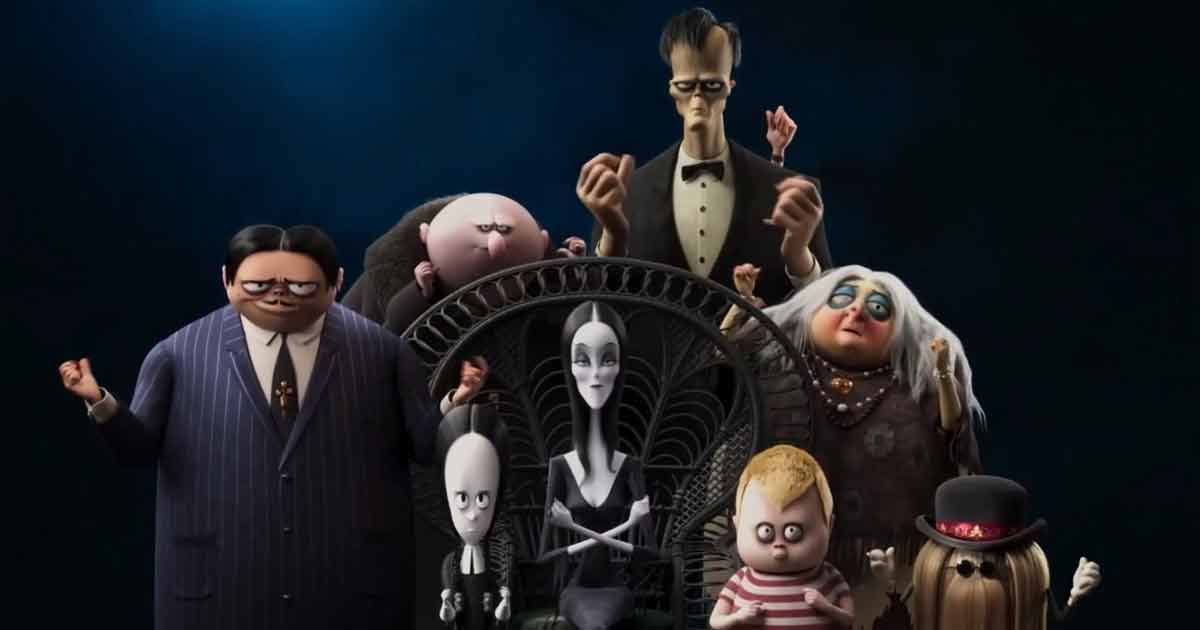 Universal Pictures Drops The Trailer Of 'The Addams Family 2' & Fans Are Spooked!