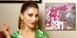 Urvashi Rautela garners 39 million Instagram followers