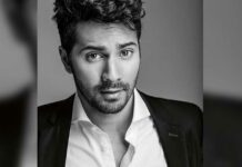 Varun Dhawan goes 'black and white' in new post