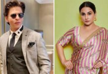 """Vidya Balan Once Again Clarifies Not Working With Shah Rukh Khan & Says, """"It's Just Not Like That"""""""