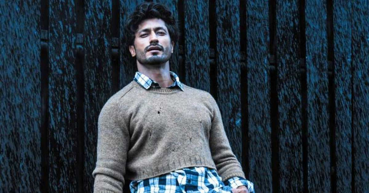 Vidyut Jammwal Shares A Handsome Picture With A Wisdom Quote, Read On