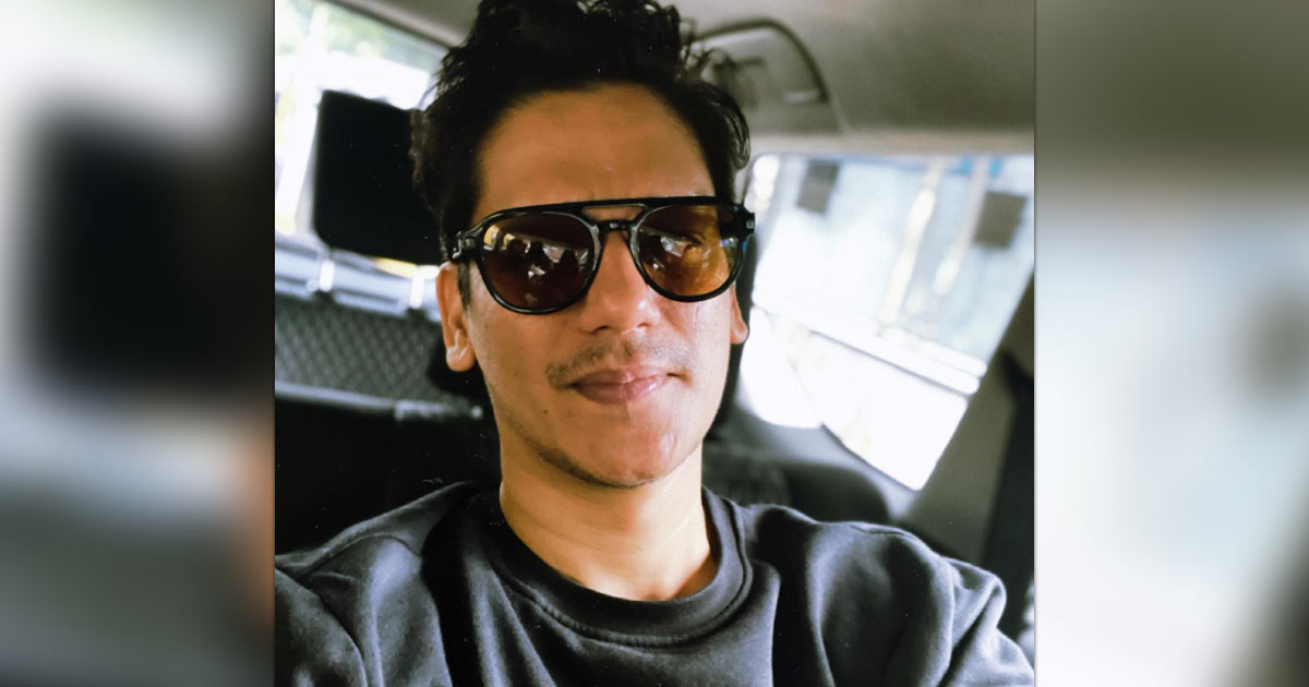 Vijay Varma Looks Dapper In His New Car-Selfie, Check Out!