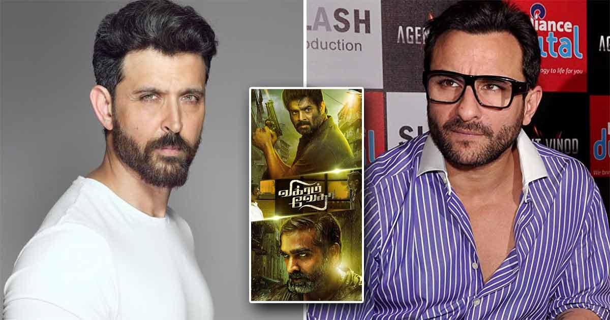 Vikram Vedha Remake Announced