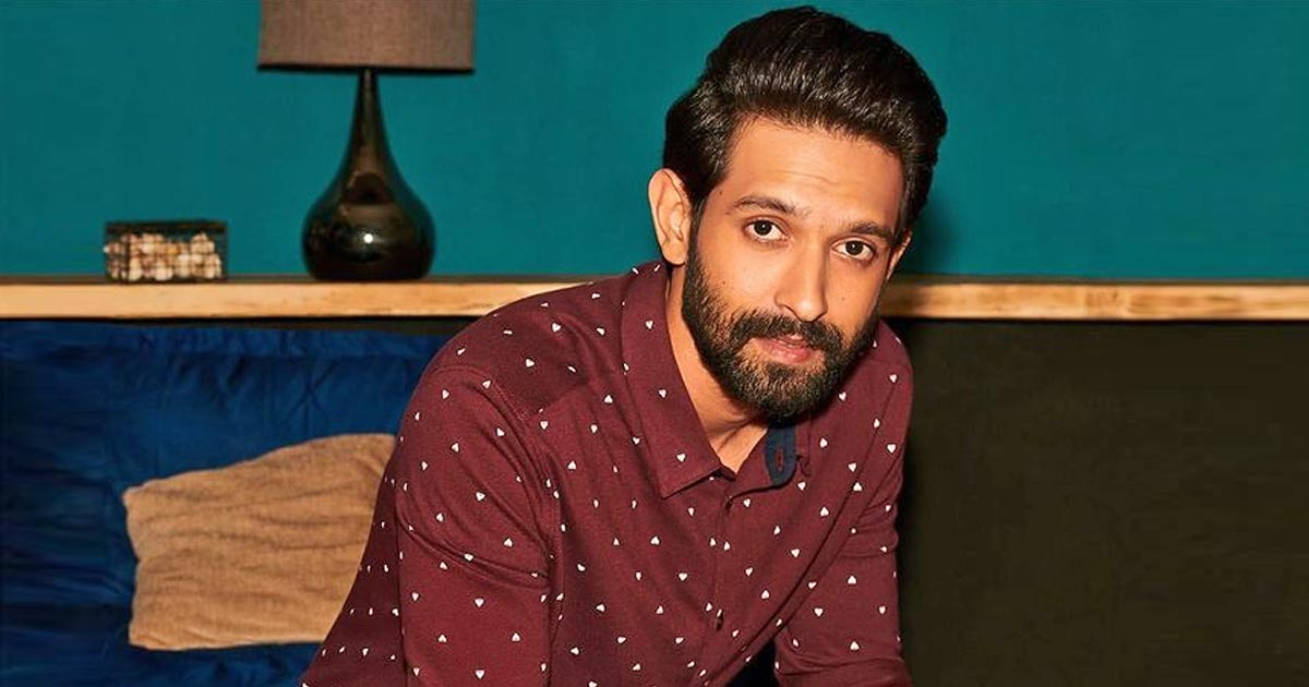 Vikrant Massey Recalls His Most Embarrassing Moment & It Involved Him Watching Something He Wasn't Supposed