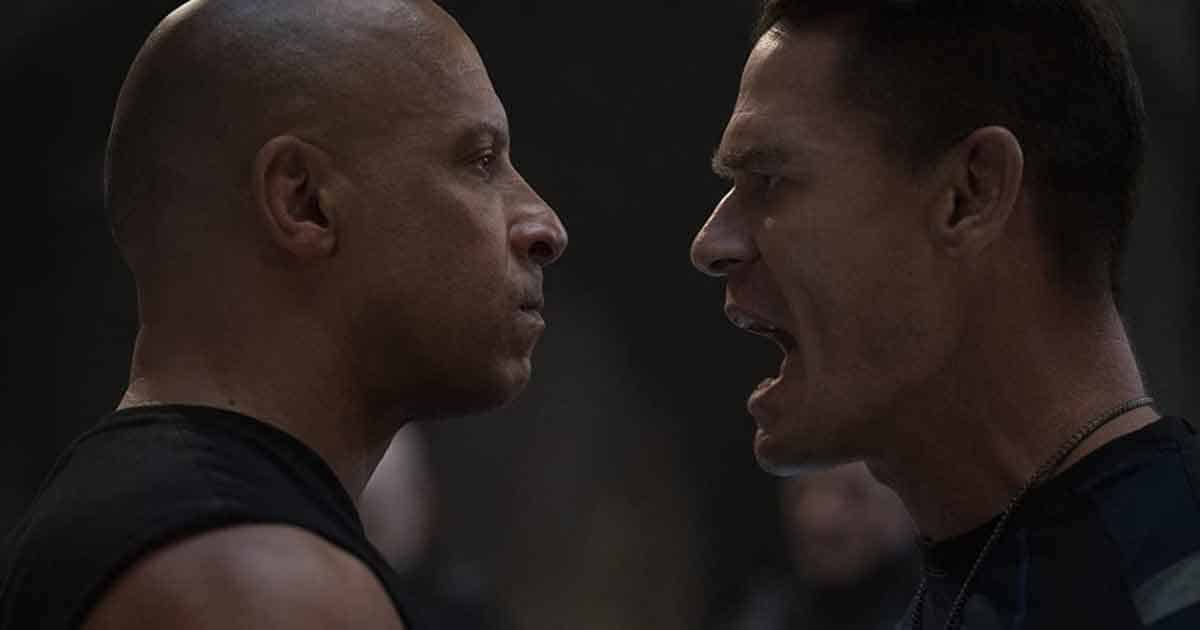 Vin Diesel Felt Paul Walker Had Sent John Cena To Play His Brother In Fast & Furious 9