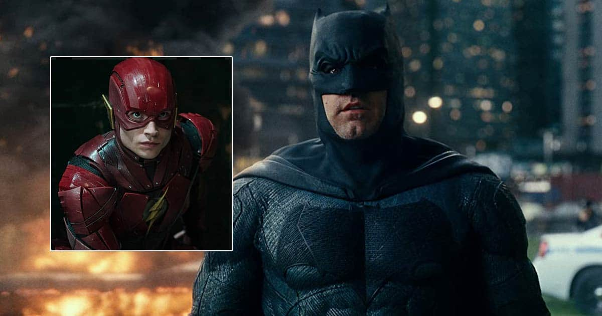 The Flash: Ben Affleck's Batman Takes Over The Gotham Streets On A Bat Cycle In Leaked Set Images – Check Out Here