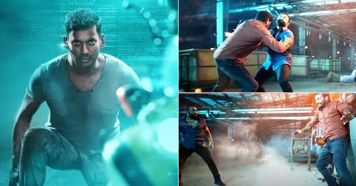 Telugu Actor Vishal Suffers A Severe Back Injury While Shooting His Next