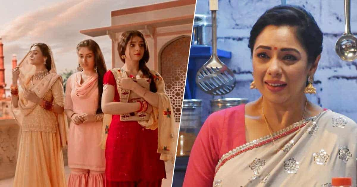 Anupamaa To Kyun Utthe Dil Chhod Aaye - Here's The Latest Happenings In The World Of TV!