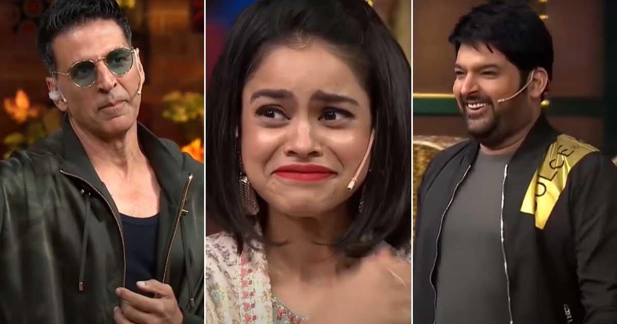 When Akshay Kumar Trolled Sumona Chakravarti In Front Of Kapil Sharma