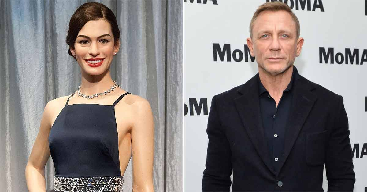 When Anne Hathaway Recalled Embarrassing First Meeting With Daniel Craig
