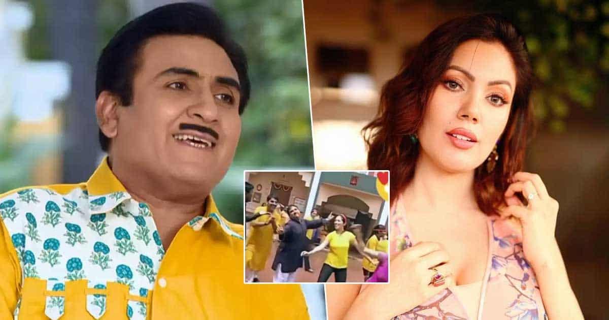 When Dilip Joshi Danced With 'Babita' Munmun Dutta
