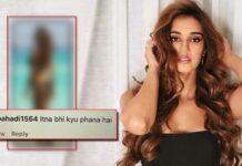 "When Disha Patani Was Sl*t-Shamed For Sharing Pictures In A Bikini From Her Sri Lanka Trip; Netizen Slammed, ""Itna Bhi Kyu Pehna Hai"" - Check Out"
