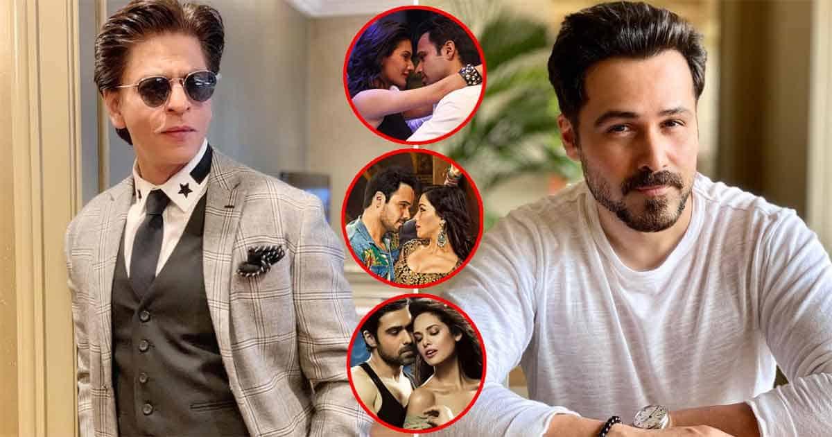 """When Emraan Hashmi said """"Agar Ladki Ko Patana Sikhana Ho To The Sea Film Dhekia"""" and Not Shah Rukh Khan"""