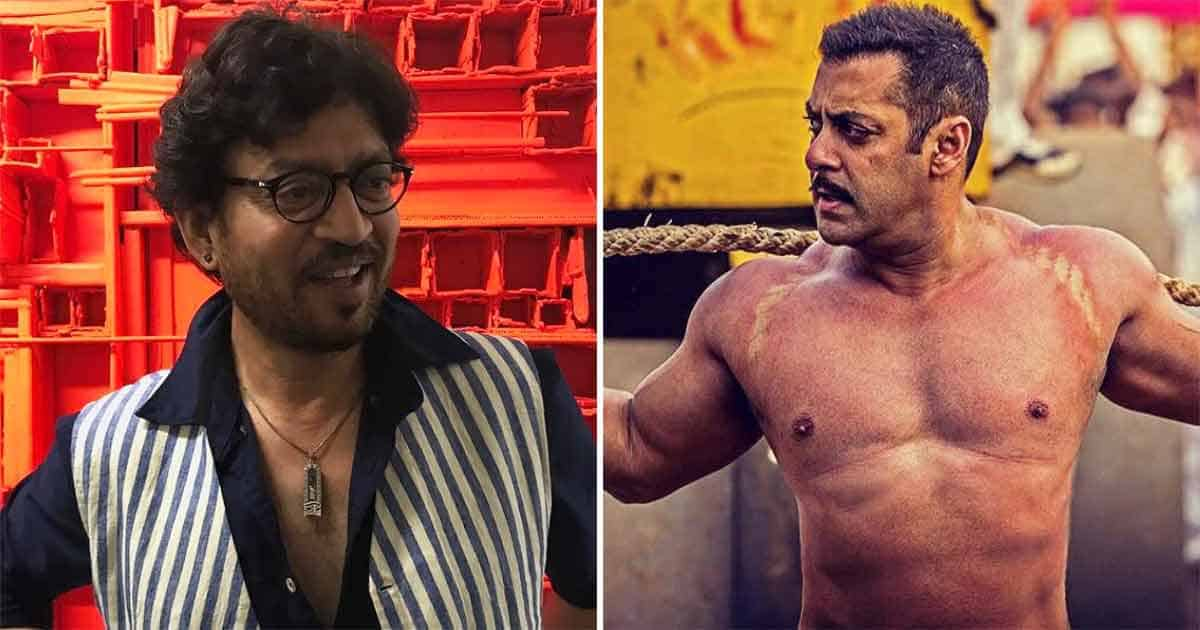 """When Irrfan Khan Comment On Being Quizzes About His Views On Salman Khan's 'Rape Comment' Was """"Kya Uska R*pe Hua?"""""""