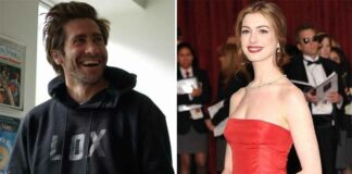 """When Jake Gyllenhaal Tried To Help Anne Hathaway Prep For A S*x Scene: """"I Always Feel Like It's My Responsibility To Kind Of Protect Her"""""""