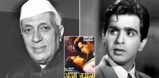 When Jawaharlal Nehru Saved Dilip Kumar's Ganga Jumna