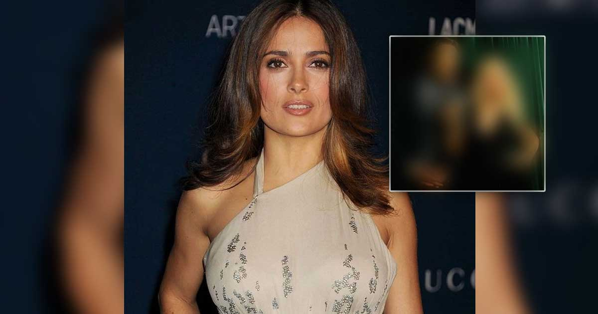 When Salma Hayek Trolled A 'Beaten Up' Ryan Reynolds On His Birthday With A Super-Hot Pic Reminding Him To Send 'Aviation Gin' - Check Out