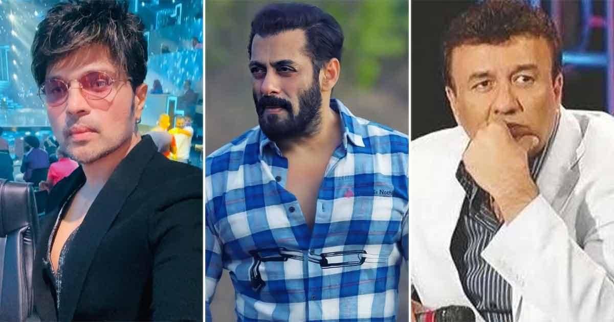 Did You know? Salman Khan Once Accused Himesh Reshammiya Of Stealing Songs