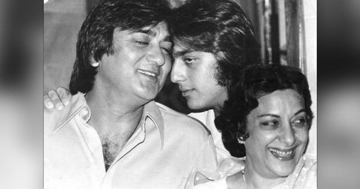 When Sanjay Dutt Tried Making His Dad Sunil Dutt Laugh While Going To Jail, Read On