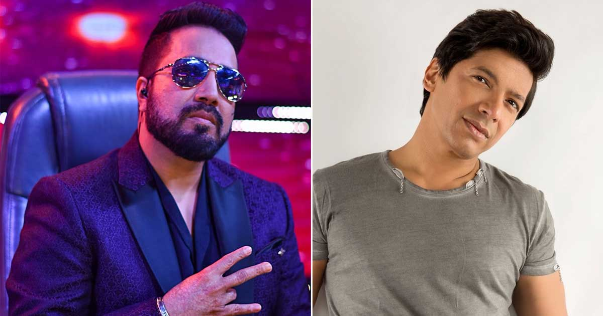 When Shaan & Mika Singh Engaged In A Heated Argument