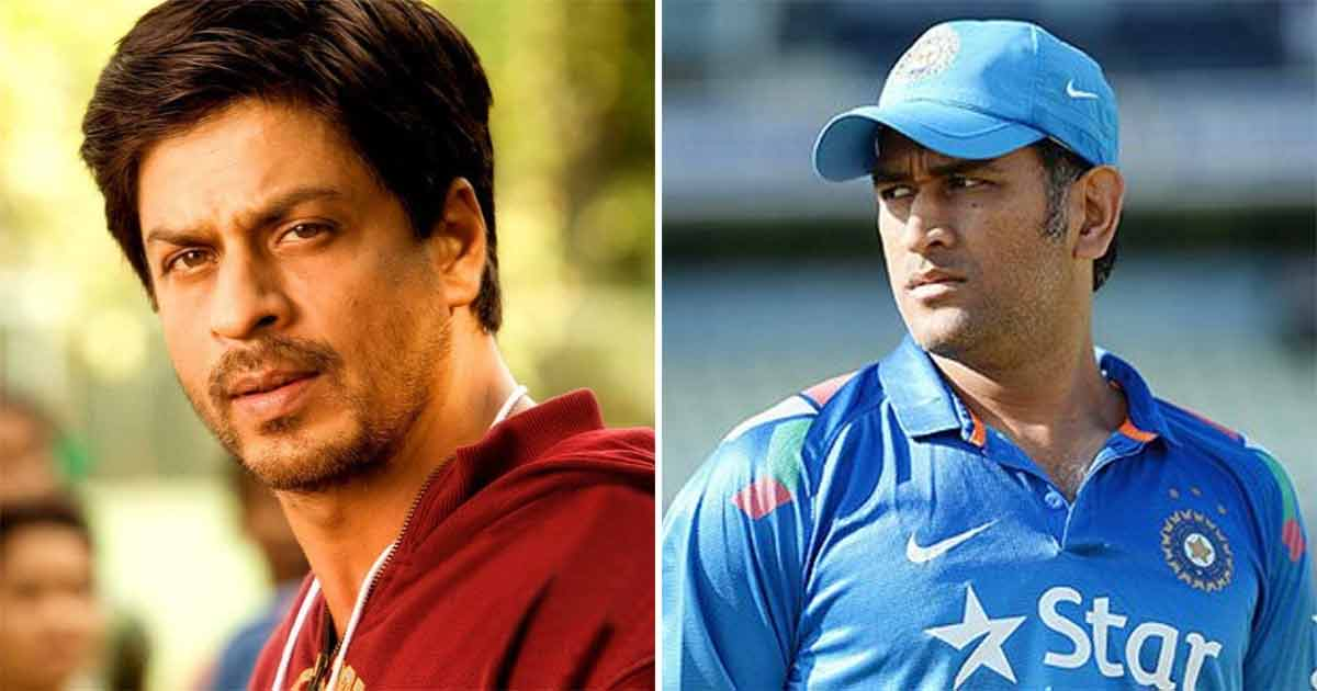 Shah Rukh Khan Was Ready To Sell Off His Pyjama To Buy MS Dhoni In Kolkata Knight Riders