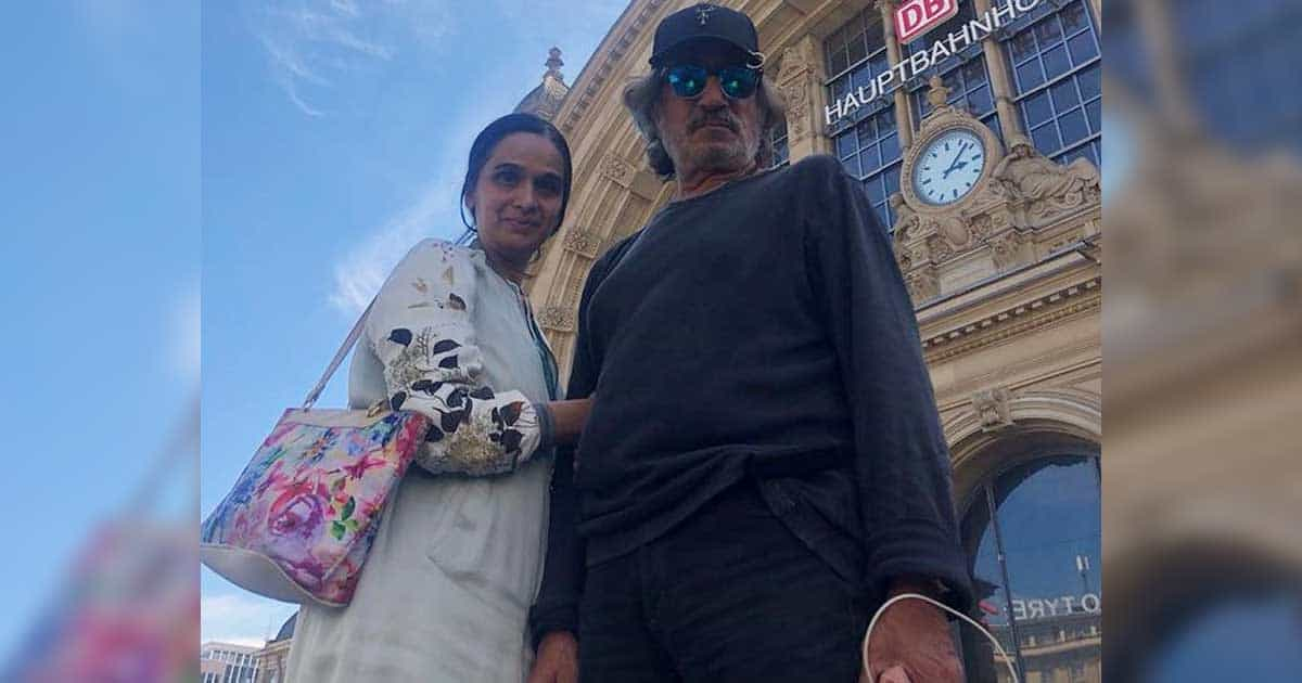 When Shakti Kapoor Eloped With Shivangi Kolhapure To Get Married When She Was 18