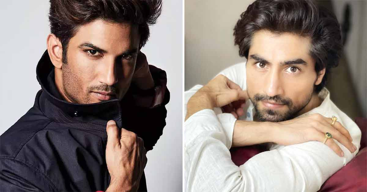 When Sushant Singh Rajput's Tribute By Harshad Chopda Resulted In Him Getting Slammed For 'Not Treating SSR Important' When Alive, Read On