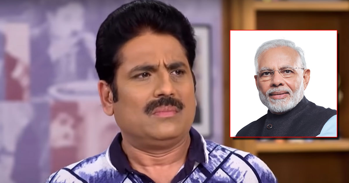 "When Taarak Mehta Ka Ooltah Chashmah Fame Shailesh Lodha Got Carried Away While Praising PM Narendra Modi: ""...Napunsak Nahi Hai"" - Deets Inside"