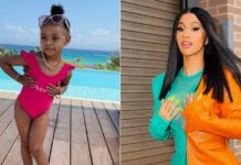 Why Cardi B is sad for her daughter
