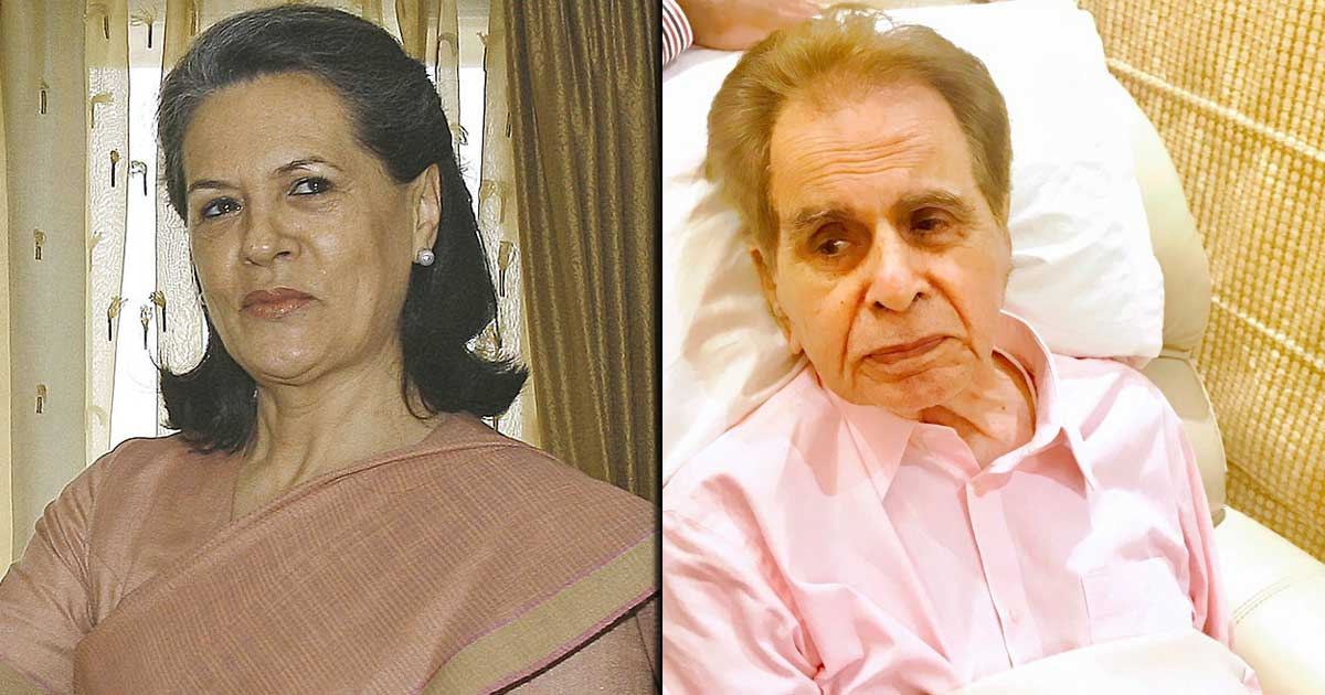 With passing away of Dilip Kumar, Golden Age of Indian cinema has come to an end: Sonia