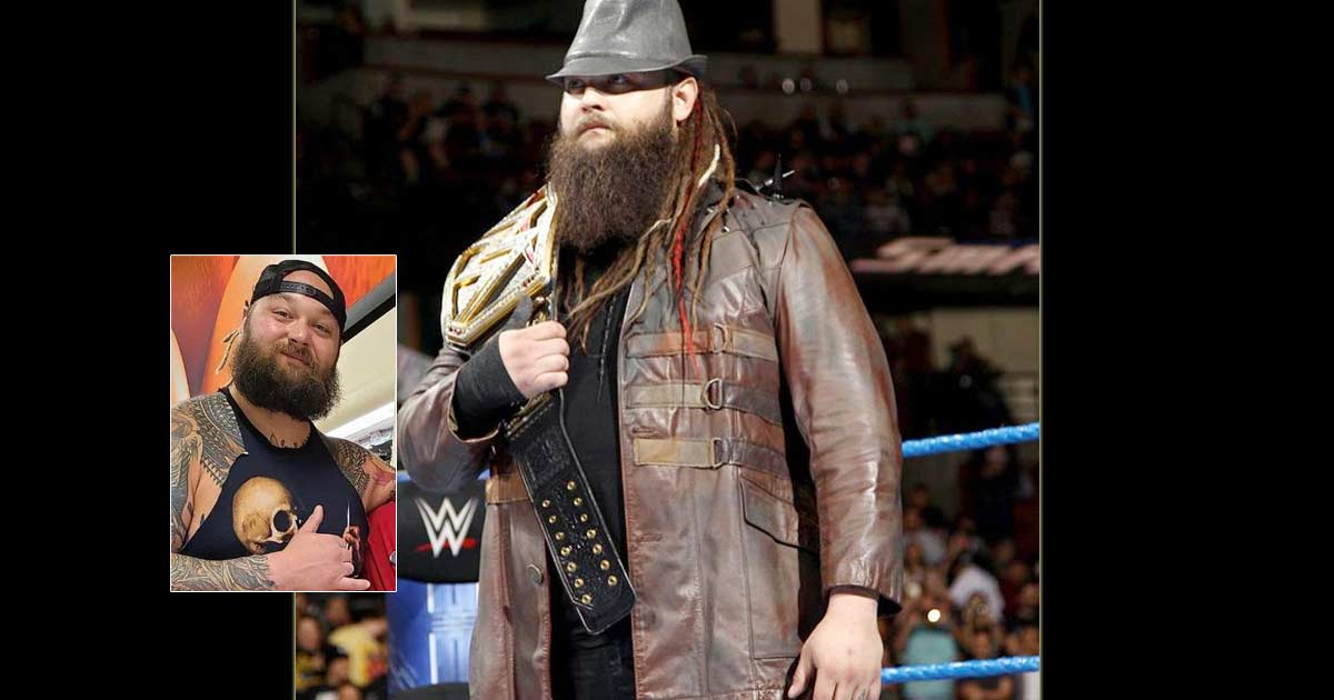 WWE Star Bray Wyatt Spotted In The Best Shape Of His Life - See Pic