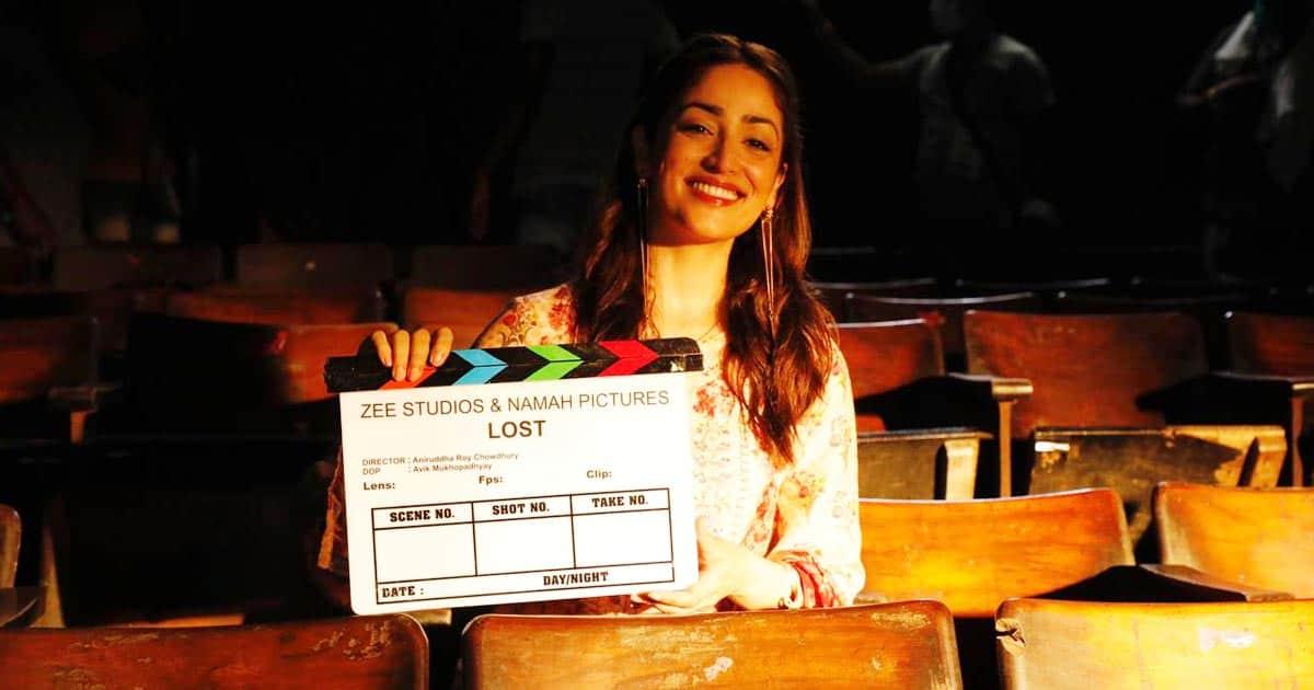 Yami Gautam's film 'Lost' goes on floors