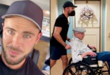 Zac Efron, brother 'bust' grandpa out of nursing home for some fun