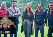 Zee Studios, Taapsee Pannu's Outsider Films and Echelon Productions start shoot for their film, BLURR, Taapsee reveals her husband!