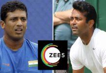 ZEE5 brings 'Break Point' genre-breaking show featuring Leander Peas, Mahesh Bhupathi (Ld)