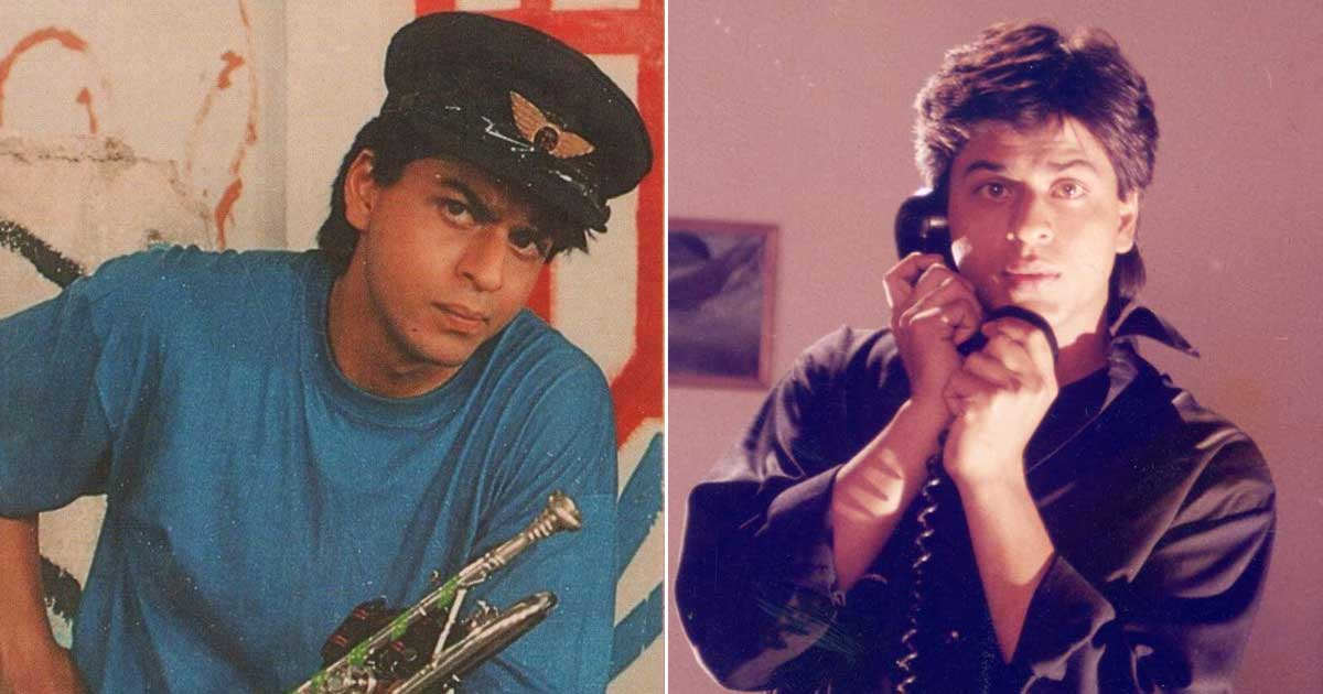 A Fan Theory Points Out Shah Rukh Khan's Kabhi Haan Kabhi Naa Could Be A Prequel To Darr & We Are Stunned!