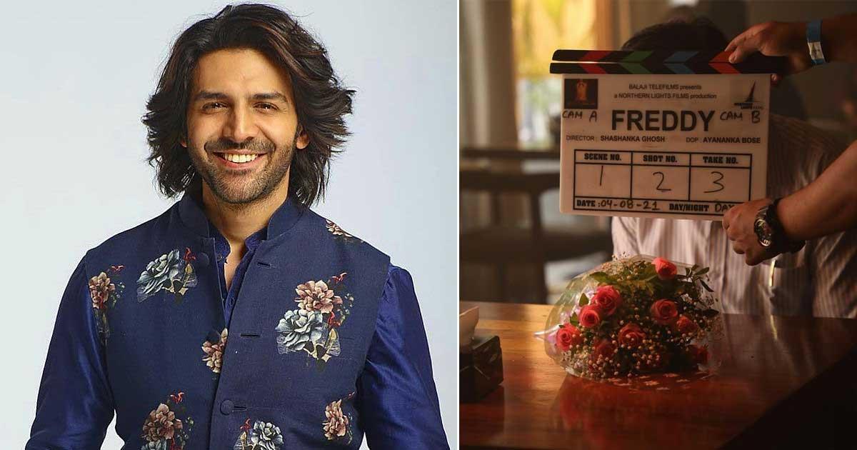 Kartik Aaryan Begins Shoot For Freddy