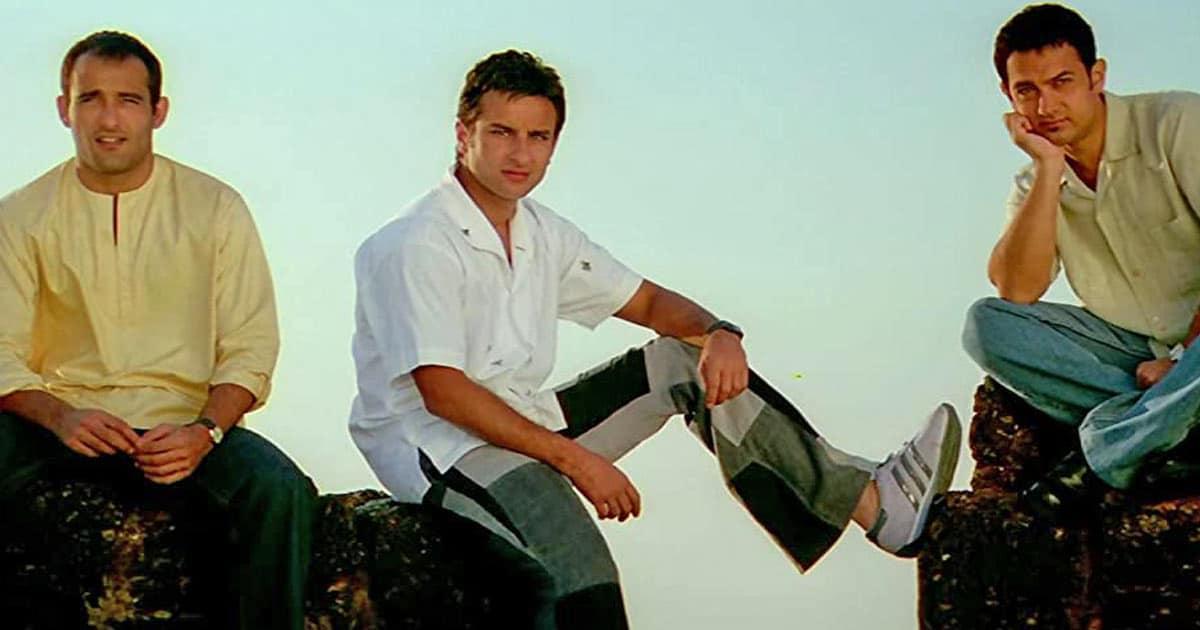 Aamir Khan unspools happy memories of 'Dil Chahta Hai' crew