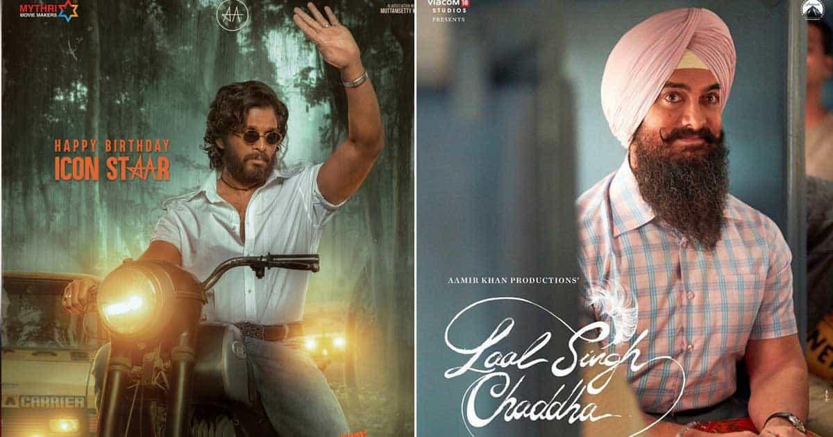 Aamir Khan's Laal Singh Chaddha & Allu Arjun's Pushpa: The Rise To Clash At Box Office This Christmas