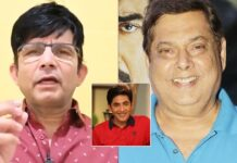 After Aasif Sheikh's Comment, KRK Slams David Dhawan