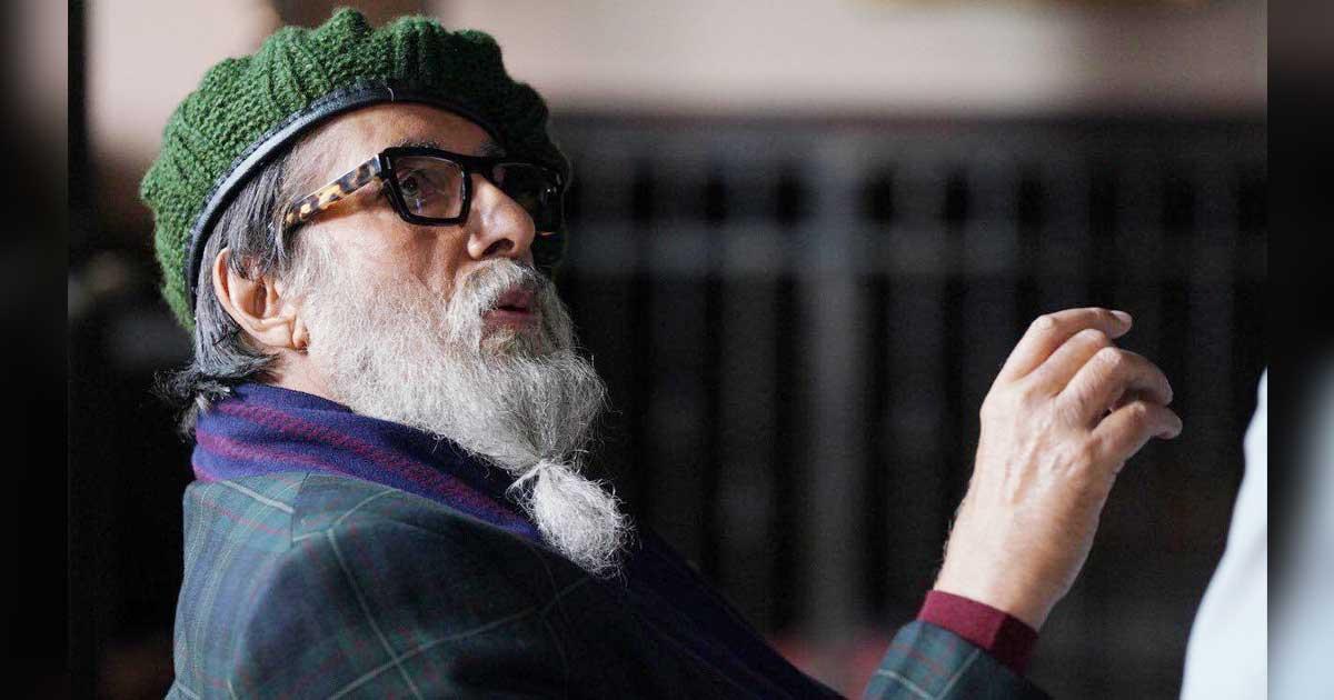 After Kabhi Kabhie & Silsila, Amitabh Bachchan's Bariton Booms For Chehre