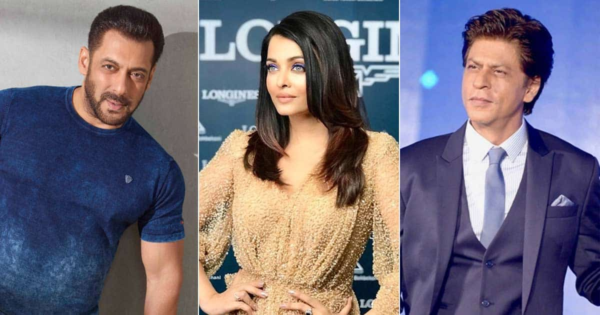 Aishwarya Rai Bachchan Once Shut Down An Interviewer Who Commented On Her Ties With The 'Khan Daans'